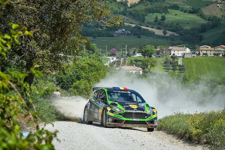 Napoca Rally Academy este pregătită pentru prima etapă de macadam din campionatul intern