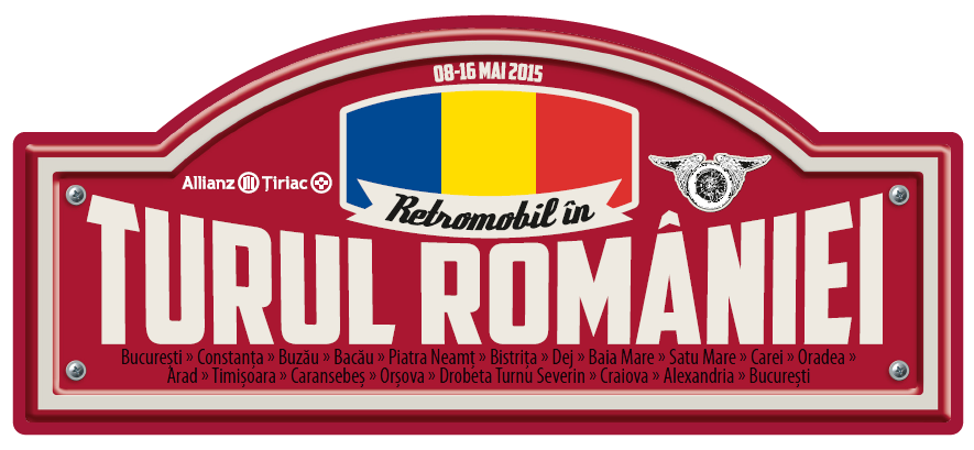 Raidul RETROMOBIL in Turul Romaniei