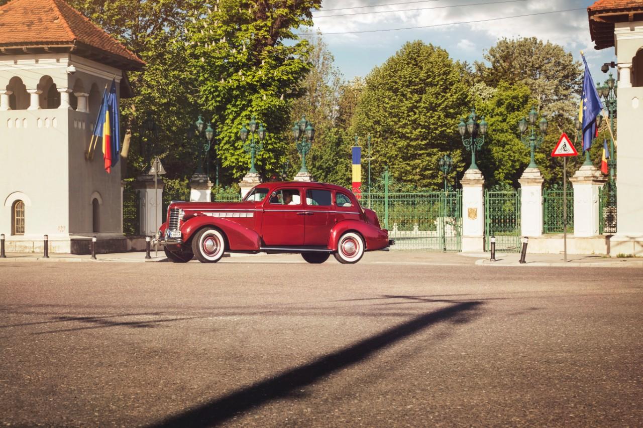 Buick Special 40 în Turul României Retromobil