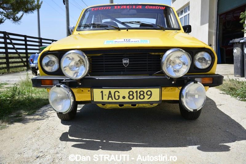 Stefan Vasile, start in Raliul Acropole