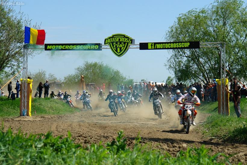 Motocross CUP continua la Ciolpani, pe 30 mai: focus pe sportivii amatori!