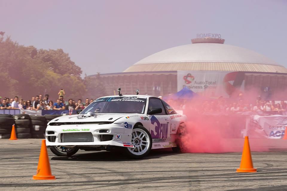 Audio Class Drift Team – Drift Show – Romexpo