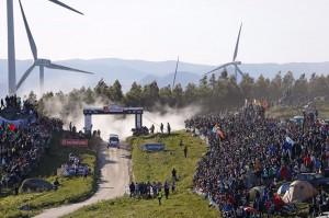 Neuville - Rally de Portugal