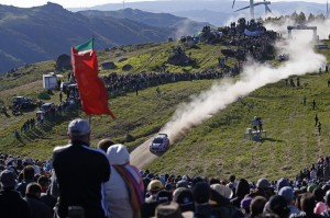 Paddon - Rally de Portugal