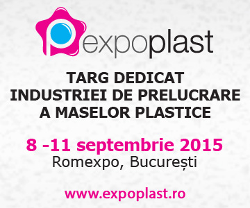 EXPO PLAST 2015, un concept 360 de grade