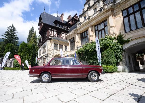 BMW la Concursul de Eleganţă Sinaia 2015 – 40 de ani BMW Seria 3