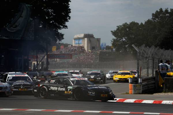 BMW Motorsport News: DTM, USCC, BTCC si Formula E