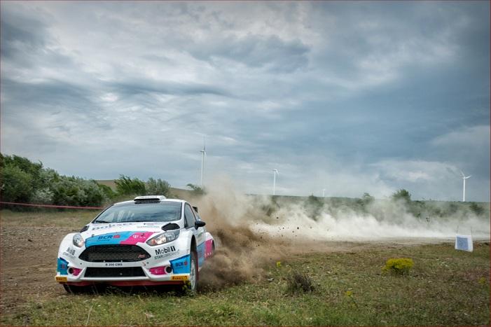 Danube Delta Rally: o etapă cu bune și cu rele pentru BCR Leasing Rally Team