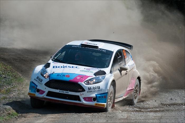 Piloții BCR Leasing Rally Team deciși să obțină un rezultat bun la Raliul Moldovei Moinești