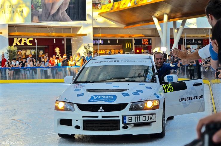 AFI Palace Cotroceni: 'Lipește-te de #valiporcișteanu !'