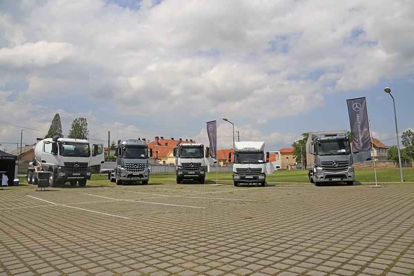 Euro VI Trucks Roadshow – Mercedes-Benz, Euro 6