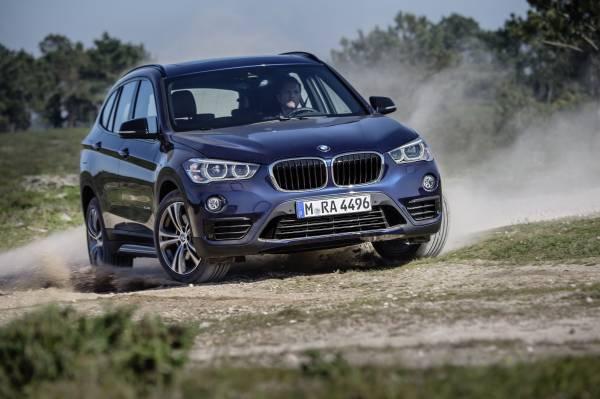 Noul BMW X1, primele informaţii oficiale