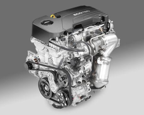 Noul motor Opel: răspuns instantaneu la accelerare, dinamică şi performanţe de excepţie