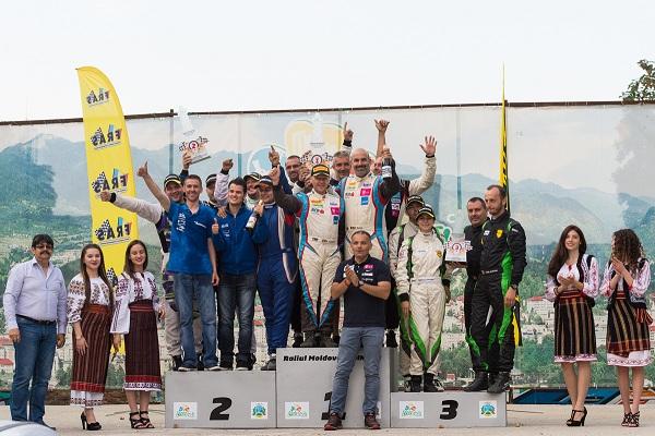 Raliul Moldovei Moinești 2015 – BCR LEASING RALLY TEAM,  victorie categorică la piloți și echipe