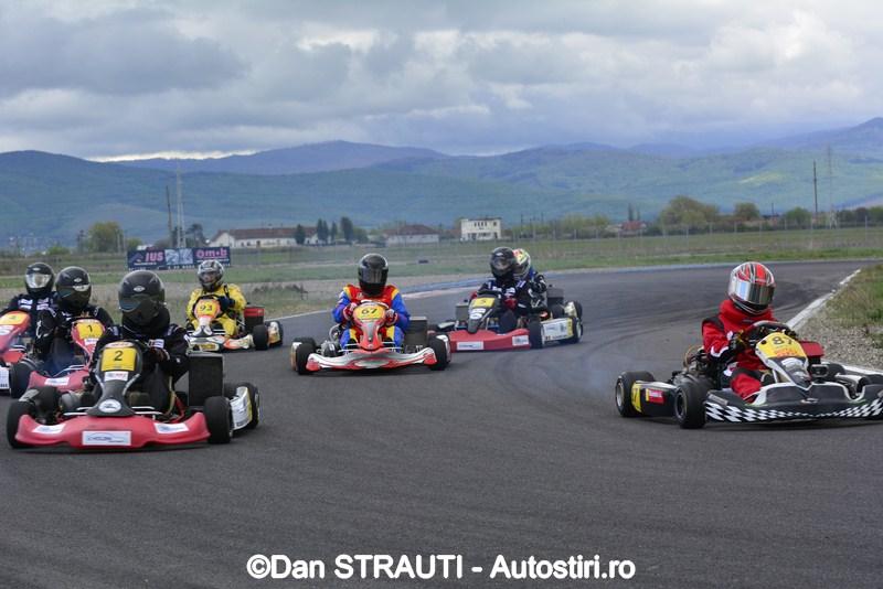 CNKD revine la Prejmer Circuit