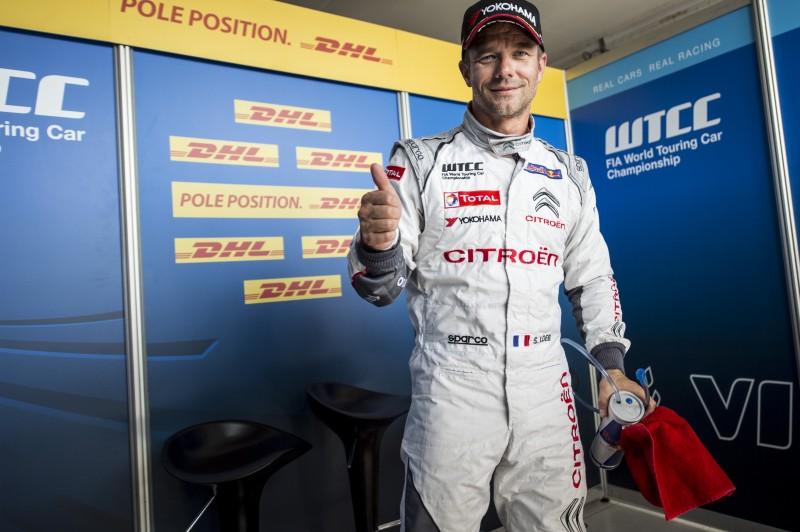 WTCC. Pole pentru Loeb pe circuitul de casa