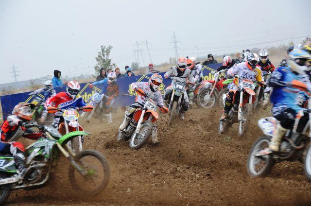 Motocross Cup, etapa III, Autostrada A1 Militari: locul de joaca perfect pentru incepatori!