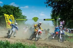 start in motocross cup