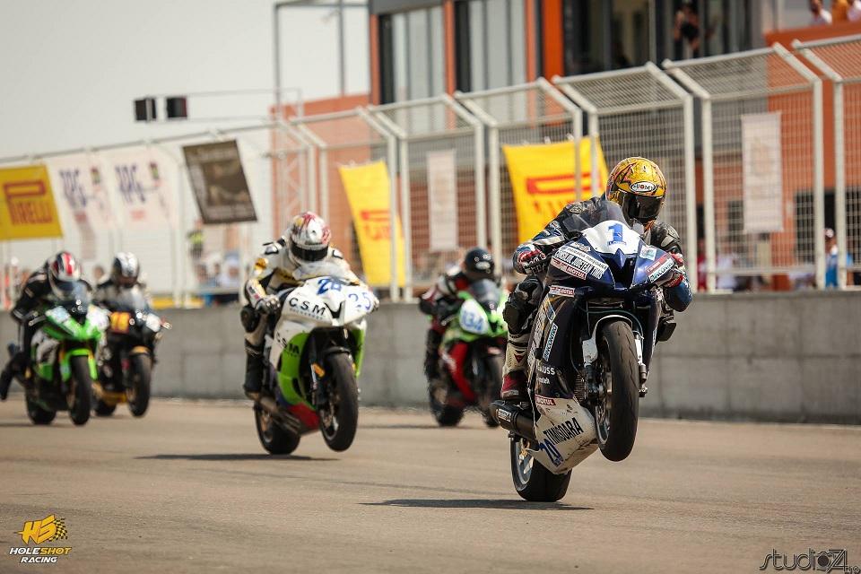 Campionatul National de Motociclism Vitezã – CNMV, etapa 2