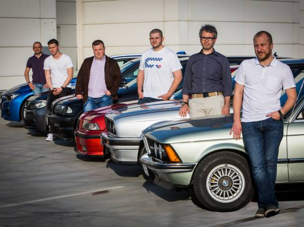 BMW Seria 3 – 40 de ani