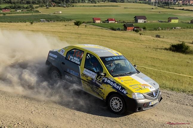 Cupa DACIA 2015 – Victorie pentru Alex Mirea în etapa a 5-a Transilvania Rally