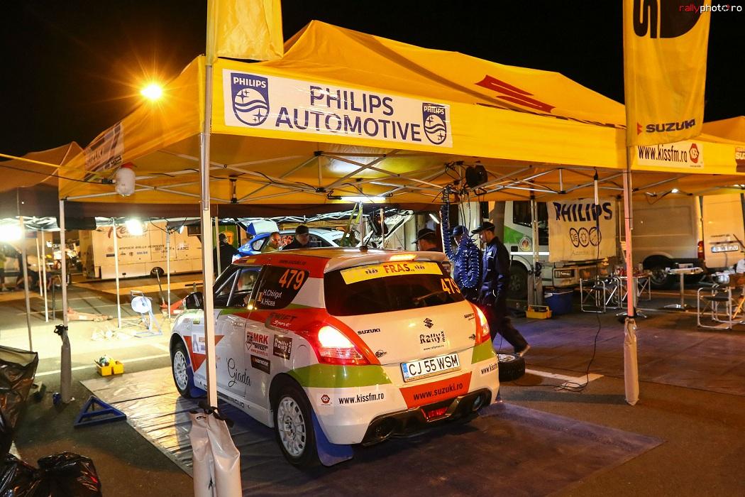 Tandem pentru performanță:  Philips Automotive Lighting este partener oficial al Cupei Suzuki în 2015