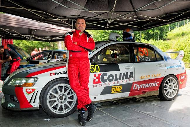 Transilvania Rally, Danny Ungur va concura cu un Mitsubishi EVO 7