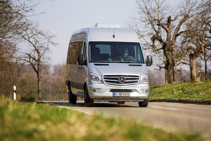 Mercedes-Benz Sprinter, design special pentru propria aniversare