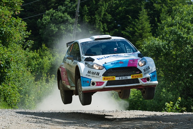 Transilvania Rally: BCR Leasing Rally Team își dorește victoria