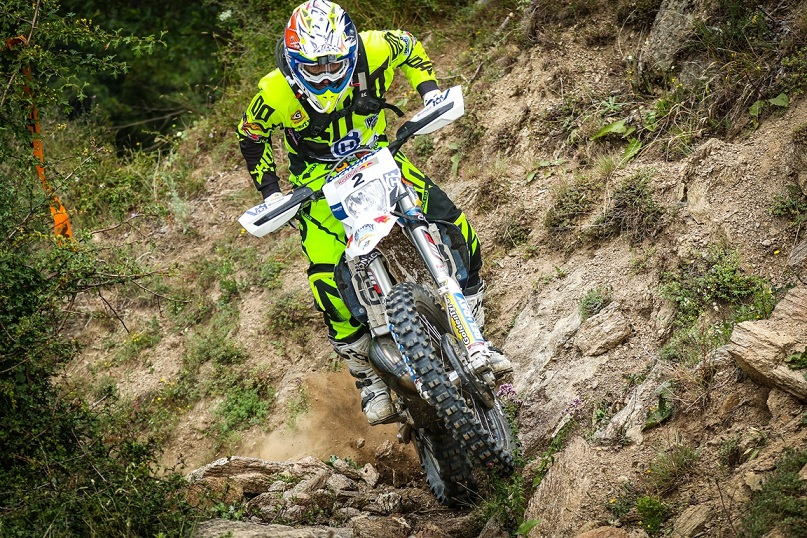Red Bull Romaniacs: Jarvis si-a adjudecat prima zi in munti