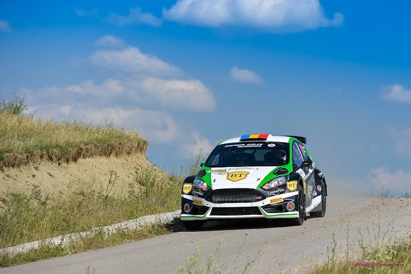 Raliul Iașului: trei mingi de meci pentru Napoca Rally Academy