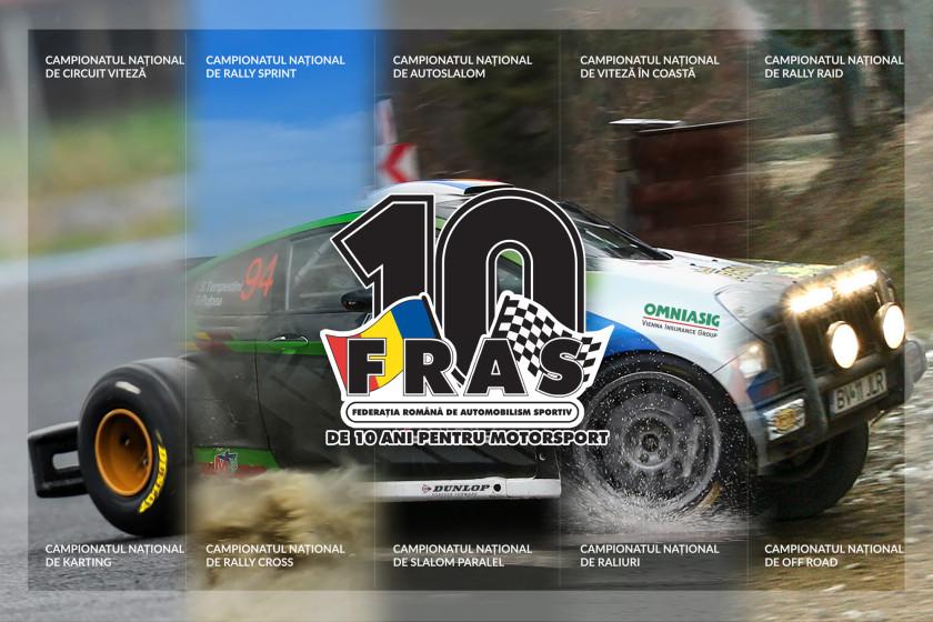 FRAS – de 10 ani pentru Motorsport