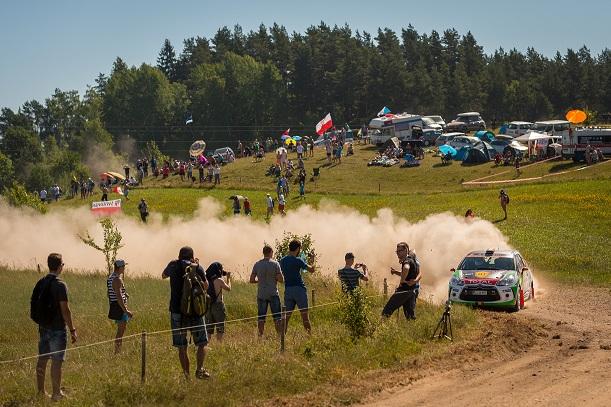 Junior WRC: prima victorie pentru Simone Tempestini