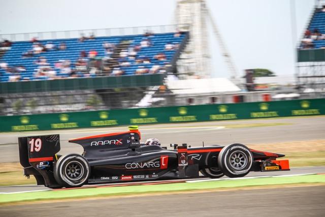 Robert Visoiu, start dificil la Silverstone