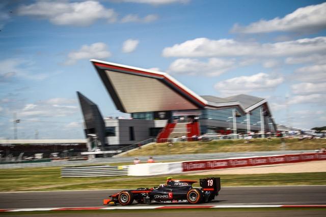 Robert Visoiu, recuperare spectaculoasa la Silverstone