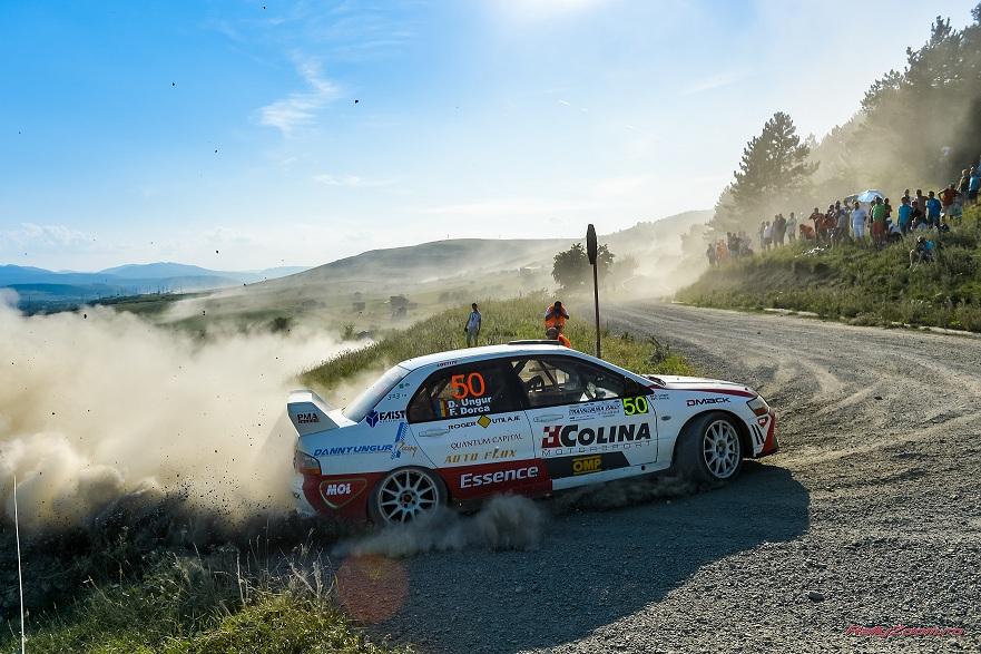 Danny Ungur și Florin Dorca s-au impus în clasa 11 la Transilvania Rally