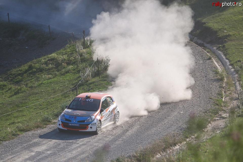 Transilvania Rally: un test util pentru Campionatul European