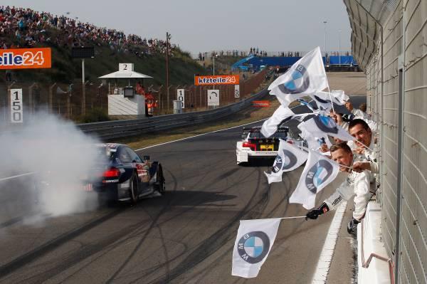 Campionul DTM Wittmann a câştigat la Zandvoort