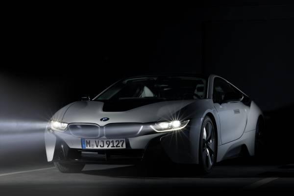 Lumina Laser BMW în Anul Luminii UNESCO