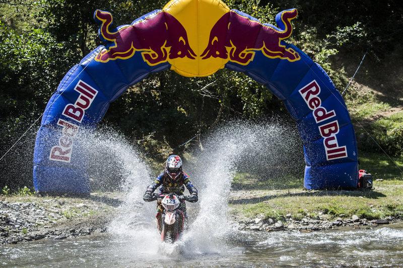 Red Bull Romaniacs: Lettenbichler castiga ziua 3