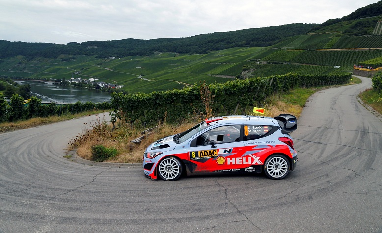 Hyundai Motorsport revine in Germania, locul unde anul trecut a obtinut o dubla istorica