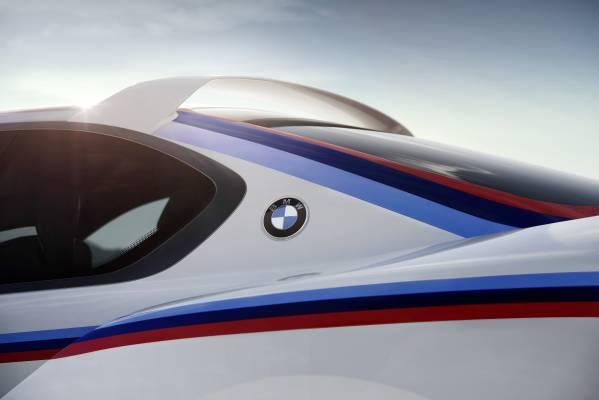 BMW 3.0 CSL Hommage R, fuziunea perfectă între pilot şi maşină