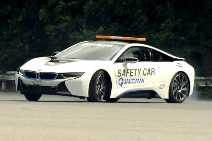 BMW este partener auto oficial pentru sezonul 2015/2016 din Campionatul FIA Formula E