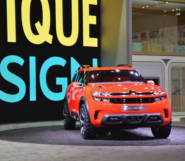 Salonul Auto Frankfurt 2015: CITROËN, creativitate, confort si tehnologie