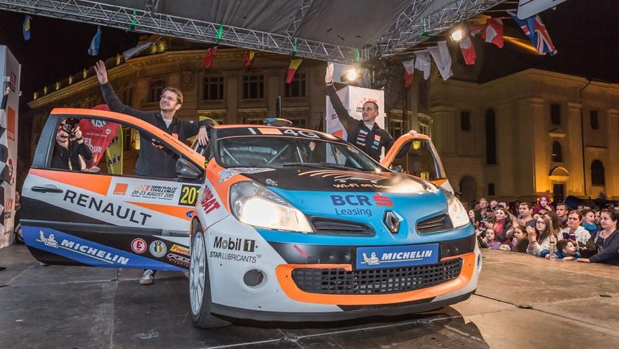 Alex Filip și Bogdan Iancu, antrenament pe Transfăgărășan, raliu european în Cehia