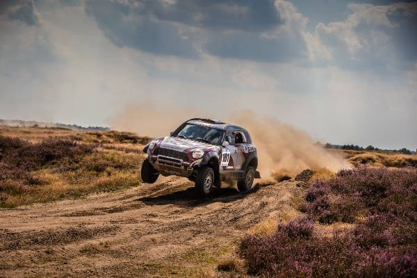 Baja Poland: Krzysztof Hołowczyc a câştigat cu MINI All4 Racing
