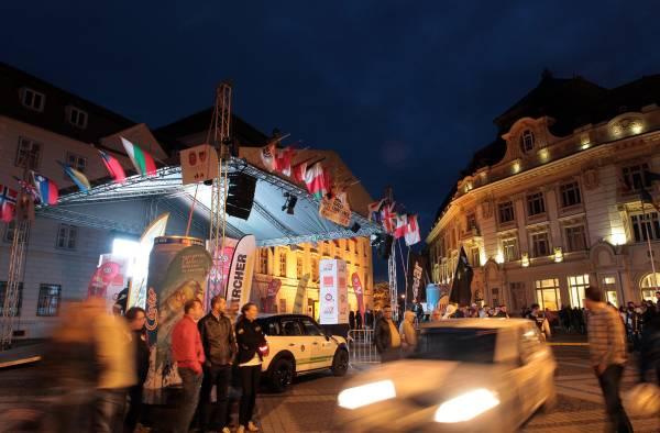 MINI încă o dată alături de Sibiu Rally Challenge