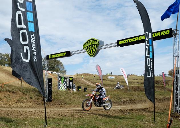 Din toamnă, acţiunea se reia în Motocross CUP!