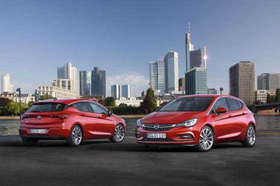 Premieră mondială: noul Opel Astra la IAA 2015