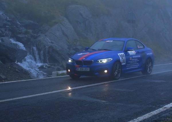 Sibiu Rally Challenge: model special dedicat piloţilor români care au concurat cu BMW